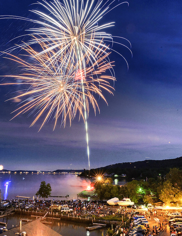 Village of Nyack's Independence Day Fireworks