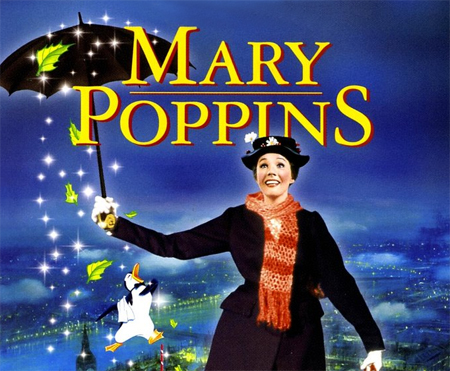 free outdoor movie mary poppins visit nyack