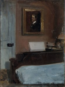 Edward Hopper (Artist's Bedroom, Nyack), c. 1905 1906 Whitney Museum of American Art, N.Y.; Josephine N. Hopper Bequest 70.1412 ©Heirs of Josephine N. Hopper, licensed by the Whitney Museum of American Art