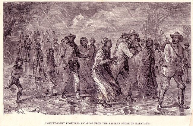 a daring escapes to freedom in the underground railroad by charles l blockson Retracing the steps of slavery in hampton roads most daring and successful seafaring conductors with the the underground railroad' by charles l blockson.