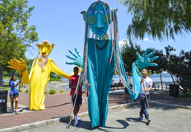 Haverstraw Riverwide Arts and Music Festival 2018