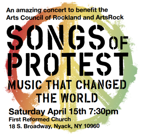 Songs of Protest Benefit Concert