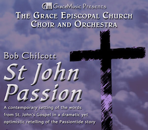 GraceMusic presents St. John Passion