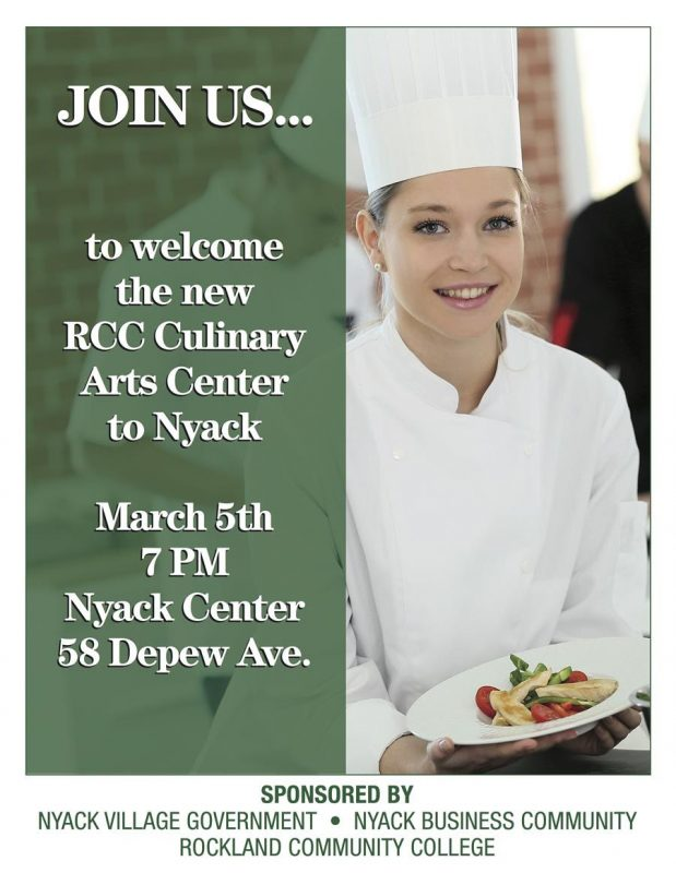 RCC Culinary Arts Center Welcome