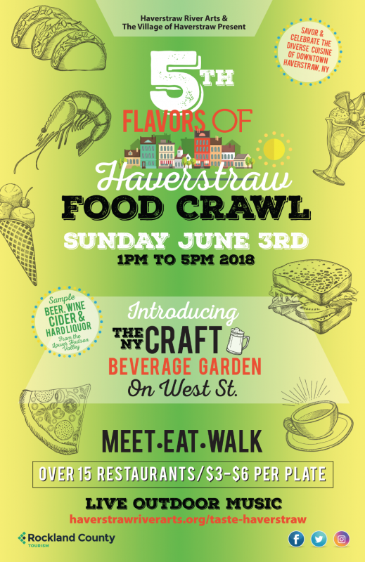 5th Flavors of Haverstraw Food Crawl