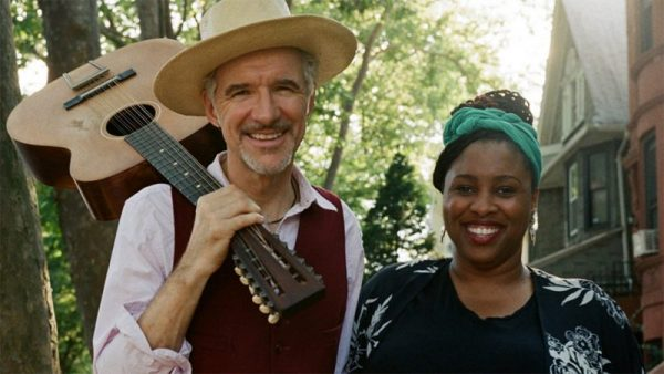 Milk and Cookies Playhouse: Dan Zanes with Claudia Eliaza