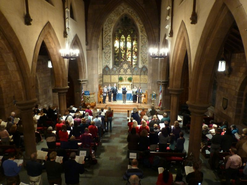 GraceMusic Annual Messiah Sing