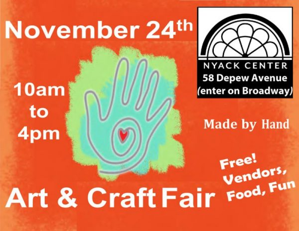 Made by Hand Arts and Crafts Fair
