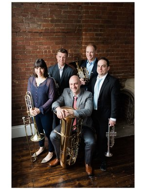 Pitch Thursdays: Collective Brass Holiday Extravaganza