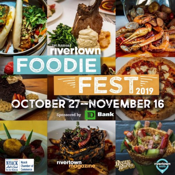 Rivertown Foodie Fest Cocktail Party
