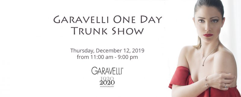 Garavelli Trunk Show Event benefiting the Nyack Center