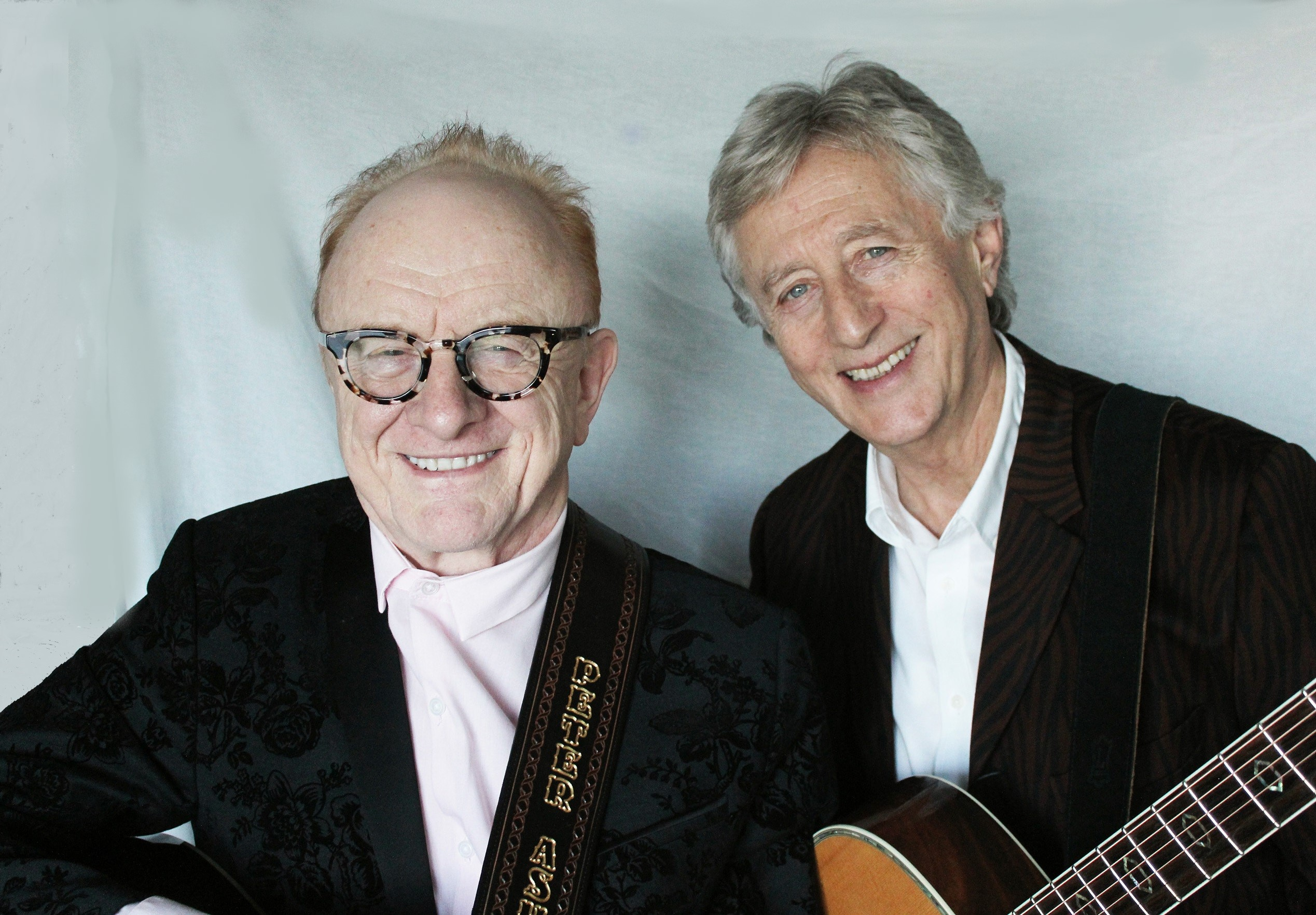 Music Sessions @ RoCA: Peter Asher & Jeremy Clyde