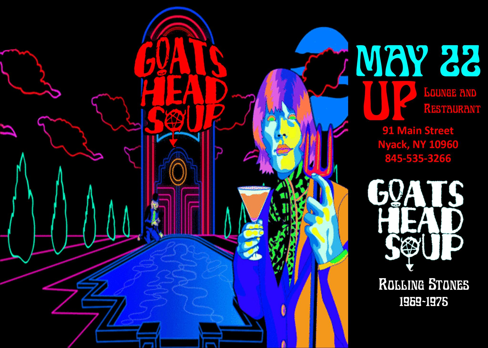 Goats Head Soup & Reverend Jefferson Classic Rock Tribute