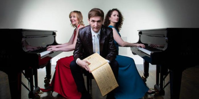 Sparkill Concert Series 2021-22 Opening Performance – Two Piano Extravaganza