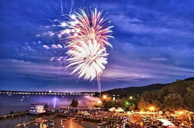 Village of Nyack Fireworks!