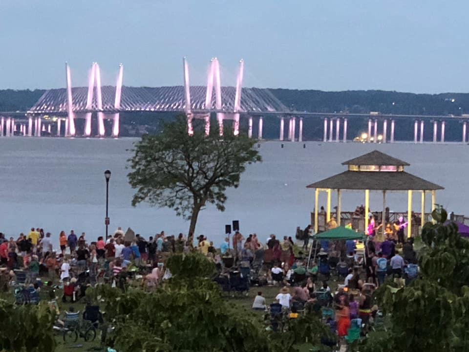 Music on the Hudson