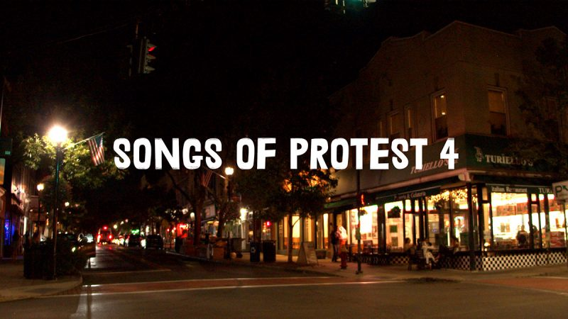 ArtsRock Songs of Protest 4