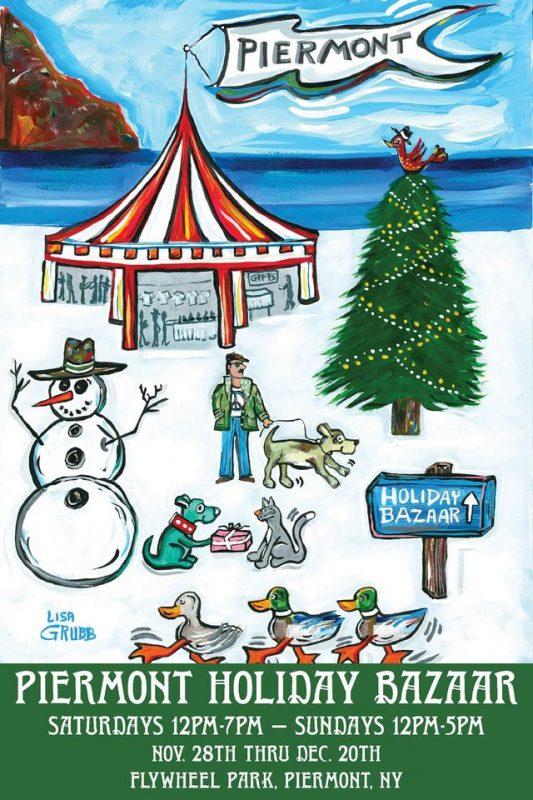 Piermont Holiday Bazaar