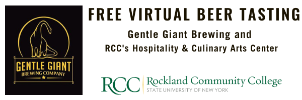 RCC's Virtual Beer Tasting with Gentle Giant Brewing
