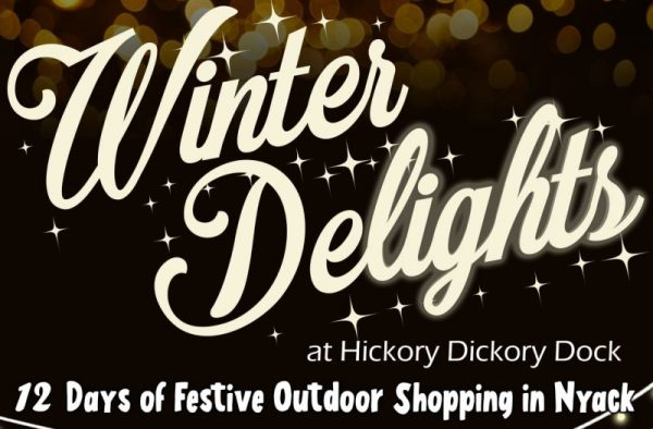 Winter Delights: 12 Days of Festive Outdoor Shopping