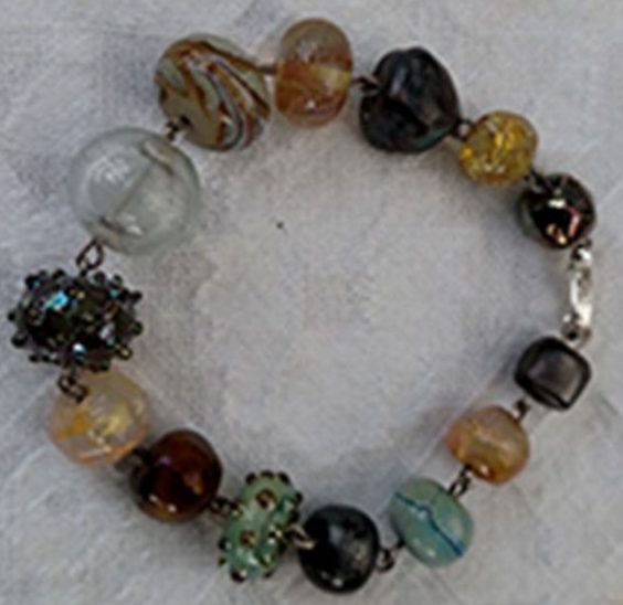 Lampworked Glass Beads One-Day Workshop