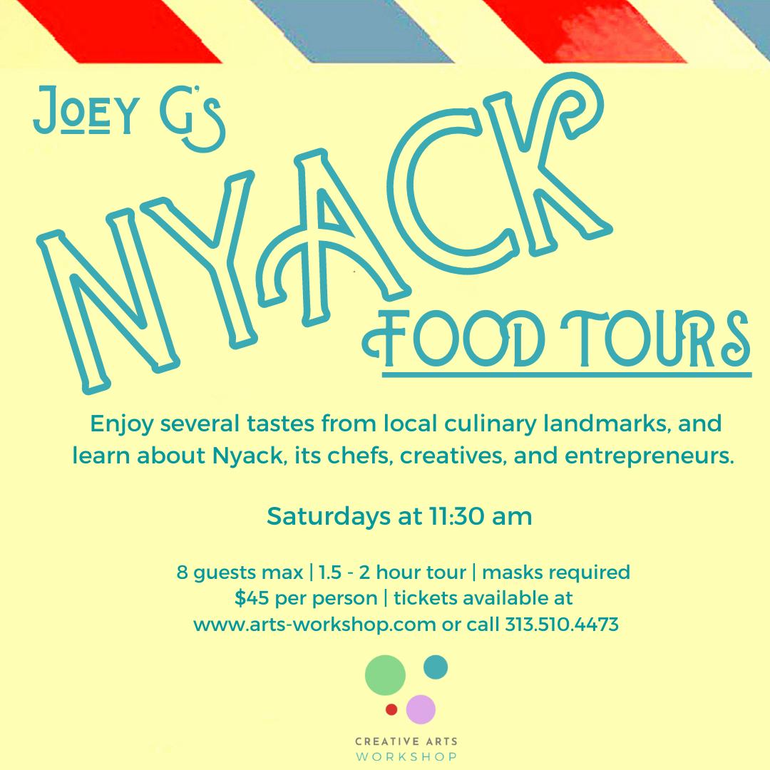 Joey G's Nyack Food Tours