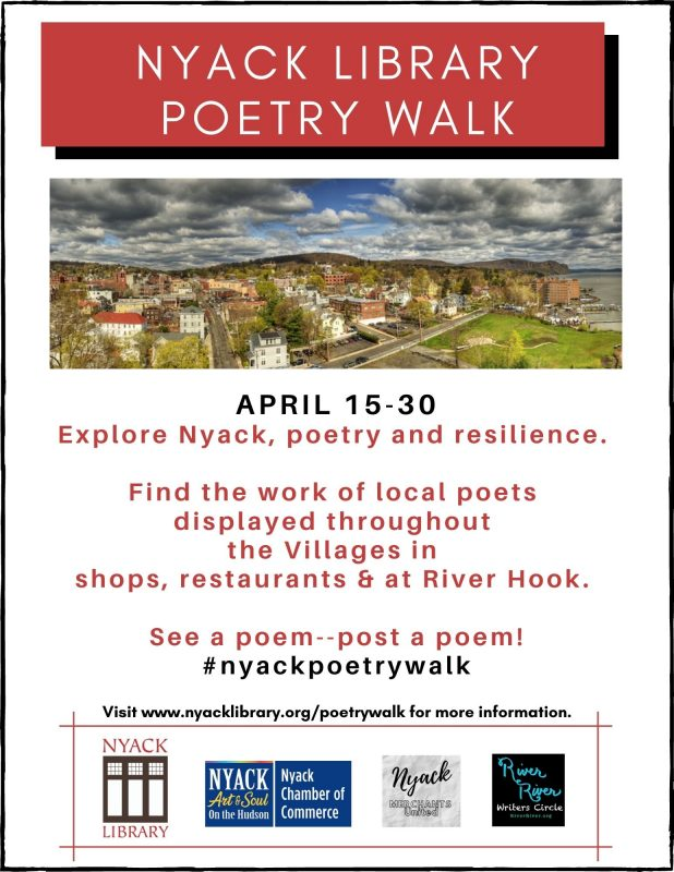 Nyack Library Poetry Walk
