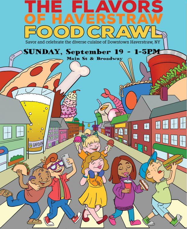 Flavors of Haverstraw Food Crawl & Beer Garden